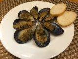 ムール貝のガーリックバター焼き