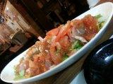 うちの海鮮サラダ