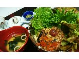 Salad納豆丼