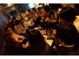 パーティーの写真