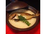 鯛の一本燻製の鯛めし(二合)
