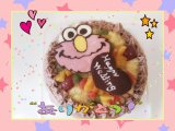 大人気!【オリジナルキャラクターケーキ】予約受付承ります(^^♪
