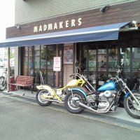 Motorcycles MADMAKERS マッドメイカーズ