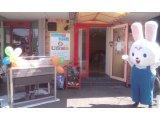 4/3(火)お友達大集合!!【うさぎの着ぐるみHOPPY】またまたやって来る!(^^)!