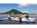 SUP (スタンドアップ パドル ボード) (川・琵琶湖 体験)