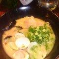 【面白いほどはまぐりエキス!】ラーメン&丼の美味い店 上海