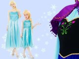 エレガントドレスとチロリアンドレス/ハロウィンコスチュームはこれで決まり!