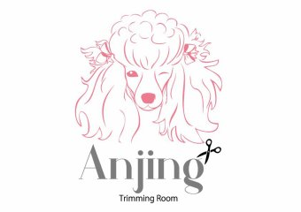 Trimming Room Anjing