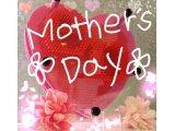 ♪5月母の日キャンペーン♪