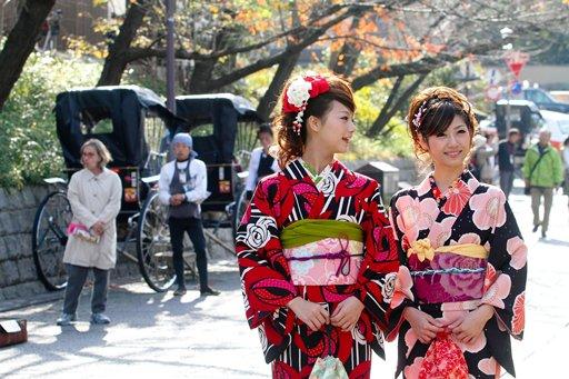 京都 着物レンタル 夢京都 祇園店 Top お店のミカタ