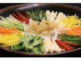 ヘパリネンチェ(本場韓国風クラゲの冷菜)