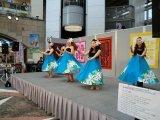 札幌 フラダンススクール 札幌 ハウケア イベントステージ報告♪
