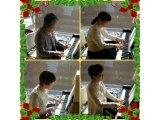 らくらくピアノ クリスマス会