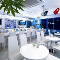 diver's cafe SUMMER SNOW