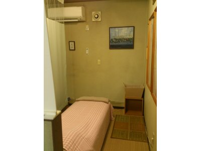 すずき鍼灸院の内側