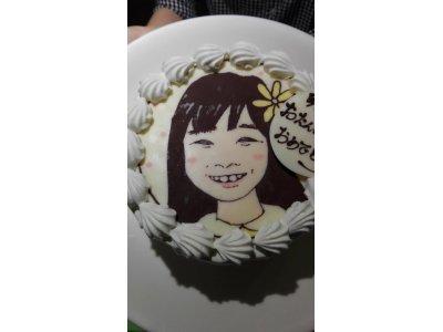 Specialバースデーケーキ