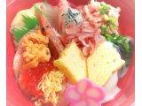 母の日スペシャル丼!