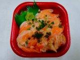 【期間限定】炙りサーモン丼