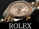 ROLEXロ/レックス179171デイトジャスト PG×SS
