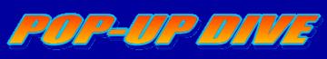 愛媛県 松山市 ダイビングスクール&プロショップ Pop-up Dive
