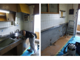 今日から明石市大久保でキッチンの入れ替え工事がはじまりました。16日(日)はサイクリングしてきました☆