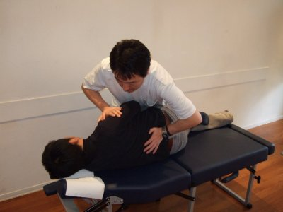 カイロプラクティック リハビリテーション 腰痛体操