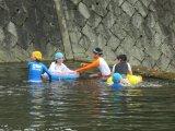 ★ 夏本番! 川遊びサイコウー♪