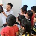 小学生向け理数・ロボット・プログラミング学習スクール「ステモン!」