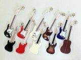 ギターのミニフィギュアキーホルダーについて