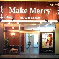 美容室 MakeMerry 真岡市