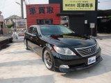 新着情報 レクサス LS460I ブラック お買得価格