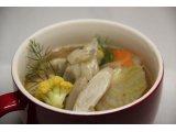 フローレンスフェンネルのスープ