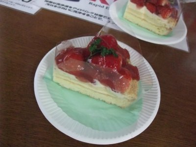 今日のおやつ(^○^)