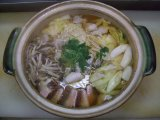 鶏のコラーゲン鍋コース