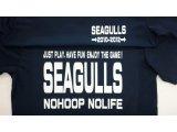 バスケットチームのオリジナルTシャツです。