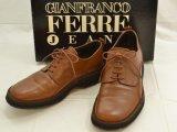 GIANFRANCO FERRE /フェレ プレーントゥクレープソール40