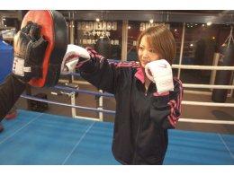 ボクシンググローブプレゼント!