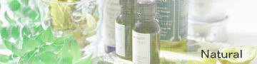 Aromatherapy Salon  Natural