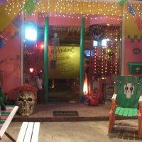 La casa de LUCHA メキシカンバー