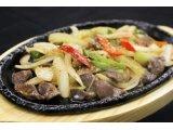 トンチポックン(砂肝の本場韓国式鉄板焼き)