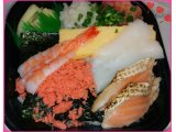 海鮮のり弁丼誕生!