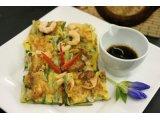 シュリ特製チヂミ(海鮮&野菜チヂミ)