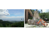 六甲山にサイクリング!!