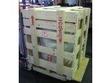 木枠梱包 (国内、輸出) 重量品、精密機械、美術品、家具も正運社へお任せ下さい。