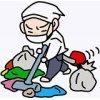 今日も掃除・・明日も掃除・・・明後日も掃除・・・・