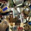 ギターストラップリンクとウクレレストラップ加工