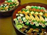 宅配寿司承ります