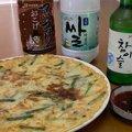 韓国家庭料理の店 順のチヂミ