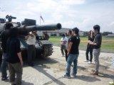 戦車体験!