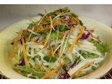 大根の彩りサラダ